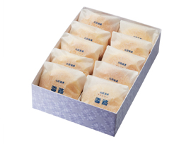 雪路(バターチーズ)の詰め合わせ商品