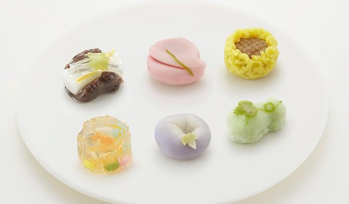 上生菓子|季節の和菓子・夏|神楽坂 和菓子|五十鈴(いすず)