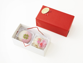 WD限定 上生菓子の詰め合わせ商品