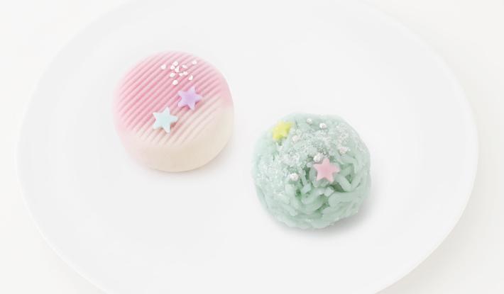 七夕限定上生菓子 6月29日(金)より店頭に並びます